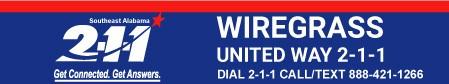 Wiregrass United Way 2-1-1